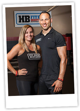 Huntington Beach OC FIT Bootcamp Owners